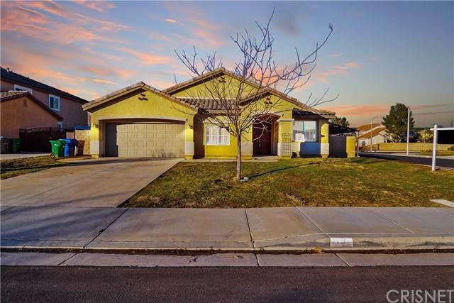 1785 Sunshine, Palmdale, CA 93551 (#SR20010440) :: J1 Realty Group