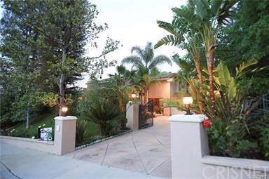 23730 Park Belmonte, Calabasas, CA 91302 (#SR20011690) :: Allison James Estates and Homes
