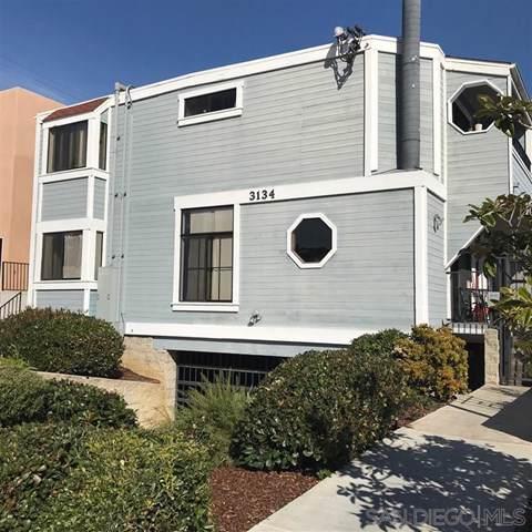 3134 Carelton Street A, San Diego, CA 92106 (#200002618) :: Twiss Realty