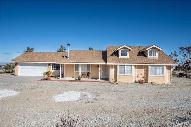 8579 Lager Road, Phelan, CA 92371 (#IV20011721) :: Sperry Residential Group