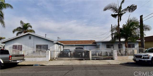 1308 N Aranbe Avenue, Compton, CA 90222 (#PW20011669) :: Allison James Estates and Homes