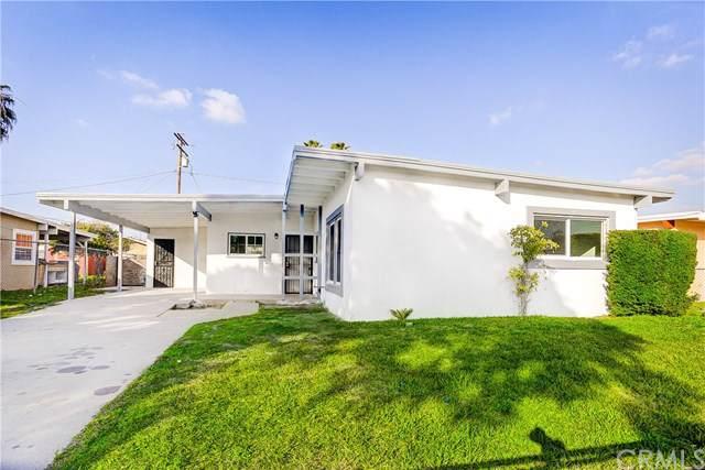 1713 W 166th Street, Compton, CA 90220 (#DW20011731) :: Allison James Estates and Homes