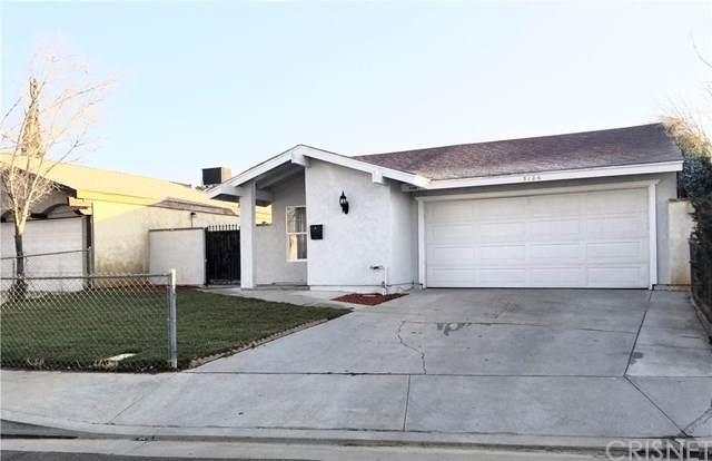 3106 E Avenue Q13, Palmdale, CA 93550 (#SR20011765) :: RE/MAX Masters