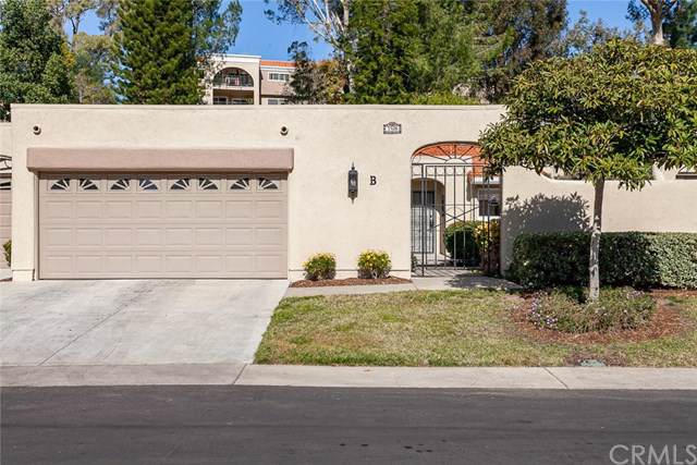 3508 Bahia Blanca W B, Laguna Woods, CA 92637 (#OC20002695) :: Sperry Residential Group