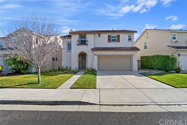 27234 Cloverhurst Place, Canyon Country, CA 91387 (#SR20008899) :: RE/MAX Estate Properties