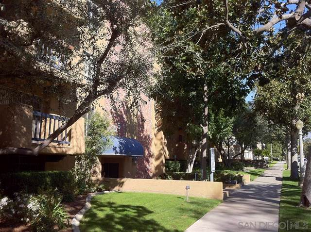 355 S Madison Ave #217, Pasadena, CA 91101 (#200002740) :: Sperry Residential Group