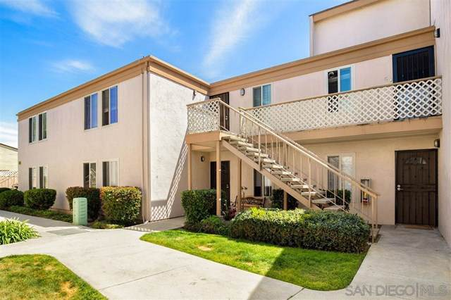 4198 Mount Alifan Pl A, San Diego, CA 92111 (#200002790) :: The Najar Group