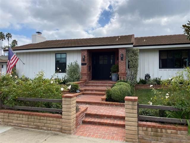 1629 Chatsworth Blvd., San Diego, CA 92107 (#200002768) :: Twiss Realty