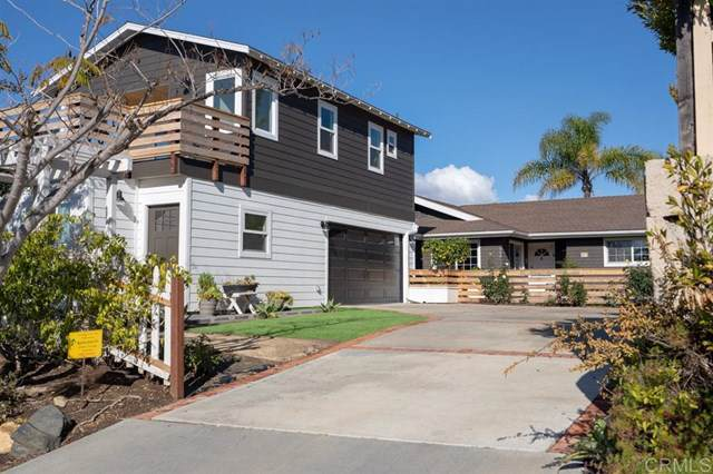 880 Munevar, Cardiff By The Sea, CA 92007 (#200002651) :: eXp Realty of California Inc.