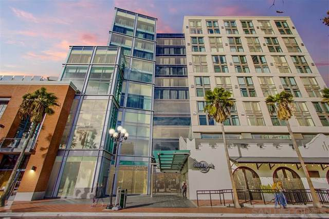 207 5th Ave #734, San Diego, CA 92101 (#200002812) :: The Laffins Real Estate Team