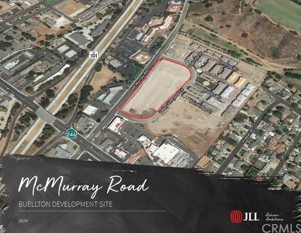 0 Mcmurray Road, Buellton, CA 93427 (#OC20011838) :: J1 Realty Group