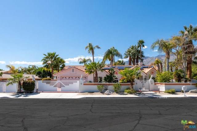 2227 Desert Park Avenue, Palm Springs, CA 92262 (#219037025DA) :: Millman Team