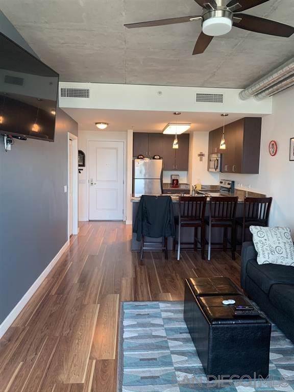 1080 Park Blvd #1510, San Diego, CA 92101 (#200002818) :: The Laffins Real Estate Team