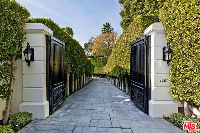 1261 Tower Grove Drive, Beverly Hills, CA 90210 (#20544808) :: Team Tami