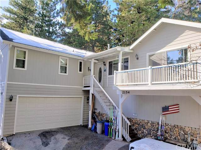 2154 Wilderness Road, Running Springs, CA 92382 (#MB20003374) :: The Miller Group