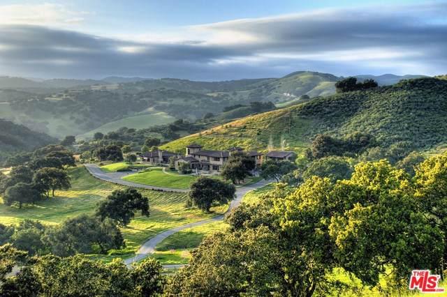 2667 Via De Los Ranchos Road, Los Olivos, CA 93427 (#20544852) :: Cal American Realty