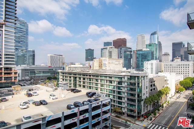 1100 S Hope Street #1008, Los Angeles (City), CA 90015 (#20544722) :: Steele Canyon Realty