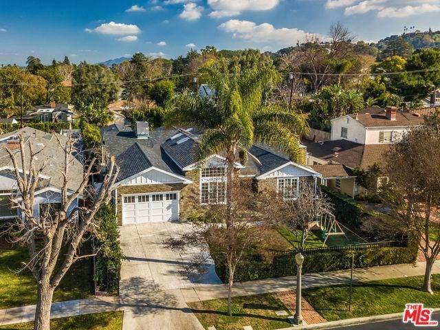 4166 Nagle Avenue, Sherman Oaks, CA 91423 (#20544346) :: Team Tami