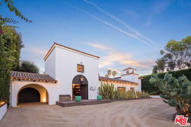 820 N Roxbury Drive, Beverly Hills, CA 90210 (#20544790) :: eXp Realty of California Inc.