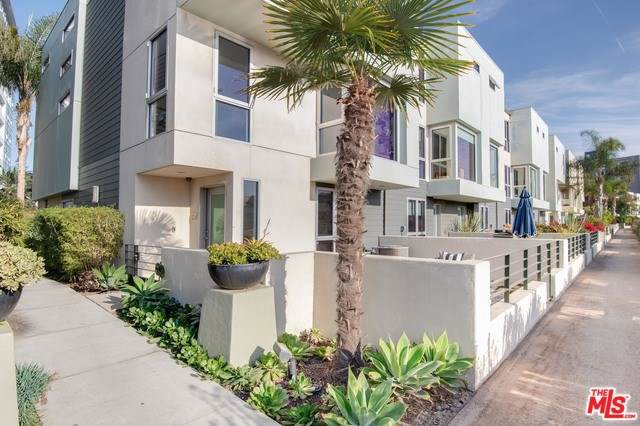 310 Washington #706, Marina Del Rey, CA 90292 (#20544656) :: RE/MAX Estate Properties