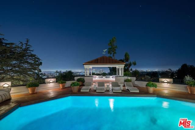 9360 Readcrest Drive, Beverly Hills, CA 90210 (#20544608) :: Team Tami