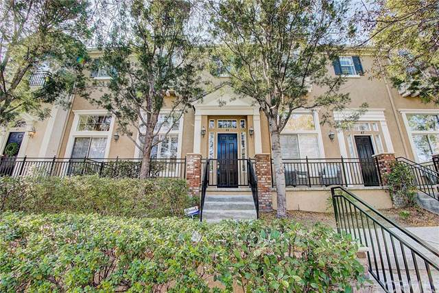 26848 Marina Point Lane #48, Valencia, CA 91355 (#BB20011841) :: The Brad Korb Real Estate Group
