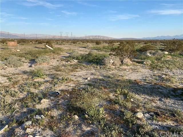 0 Teagarden, Desert Hot Springs, CA  (#SW20011709) :: Allison James Estates and Homes