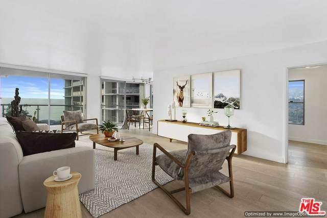201 Ocean Avenue 804B, Santa Monica, CA 90402 (#20544536) :: RE/MAX Estate Properties