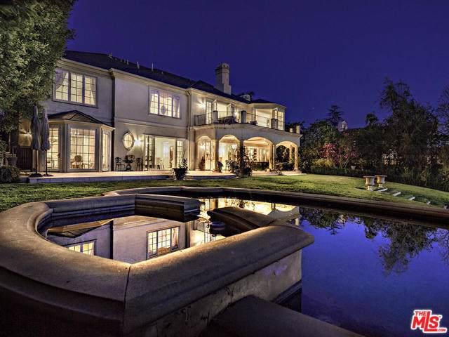 205 N Tigertail Road, Los Angeles (City), CA 90049 (#20544640) :: Doherty Real Estate Group