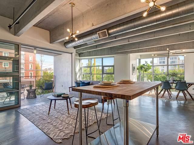 4141 Glencoe Avenue #201, Marina Del Rey, CA 90292 (#20544360) :: RE/MAX Estate Properties