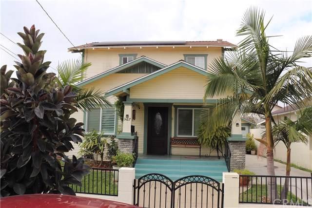 1487 Cerritos Avenue, Long Beach, CA 90813 (#OC20011906) :: Sperry Residential Group