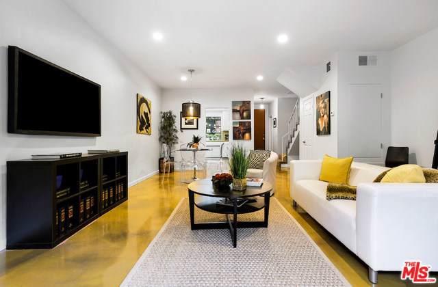 2663 Centinela Avenue #202, Santa Monica, CA 90405 (#20544400) :: Veléz & Associates