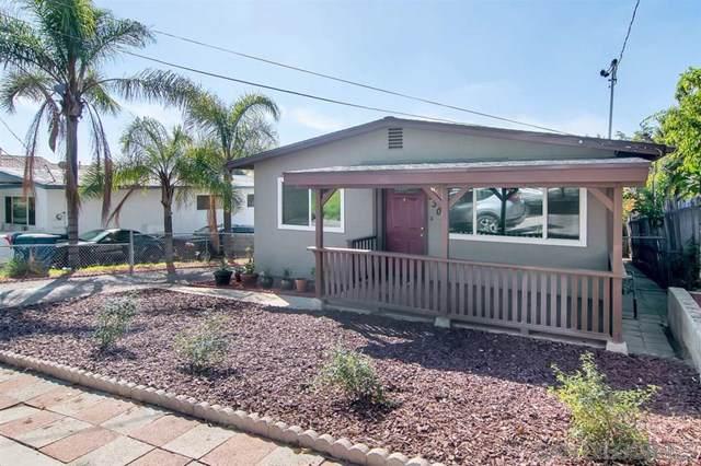 930 Maya St, Spring Valley, CA 91977 (#200002835) :: eXp Realty of California Inc.
