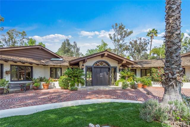 23847 Long Valley Road, Hidden Hills, CA 91302 (#SR20011146) :: Allison James Estates and Homes