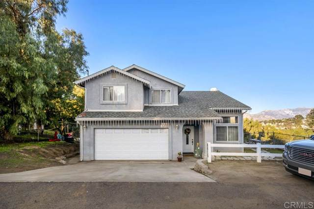 8815 Almond, Lakeside, CA 92040 (#200002832) :: J1 Realty Group