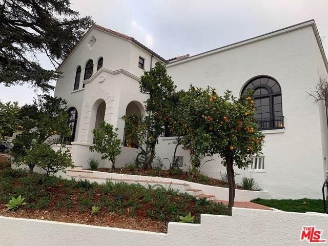 1602 Silverwood Terrace, Los Angeles (City), CA 90026 (#20544578) :: Allison James Estates and Homes