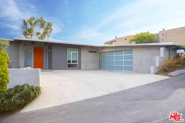1415 N Kenter Avenue, Los Angeles (City), CA 90049 (#20544492) :: Doherty Real Estate Group