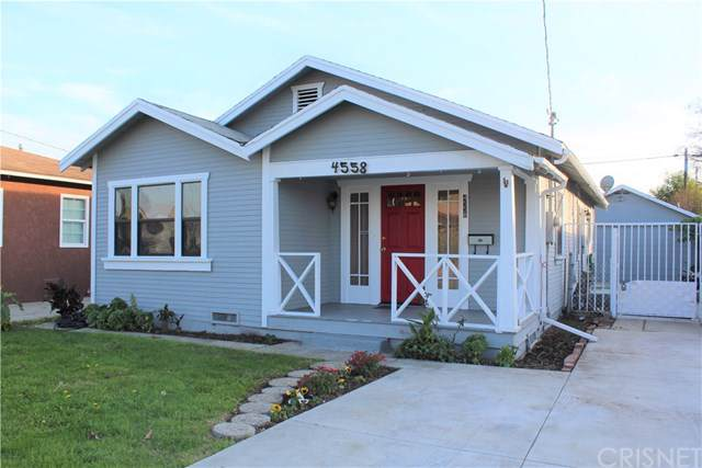 4558 W 141st Street, Hawthorne, CA 90250 (#SR20010259) :: Frank Kenny Real Estate Team
