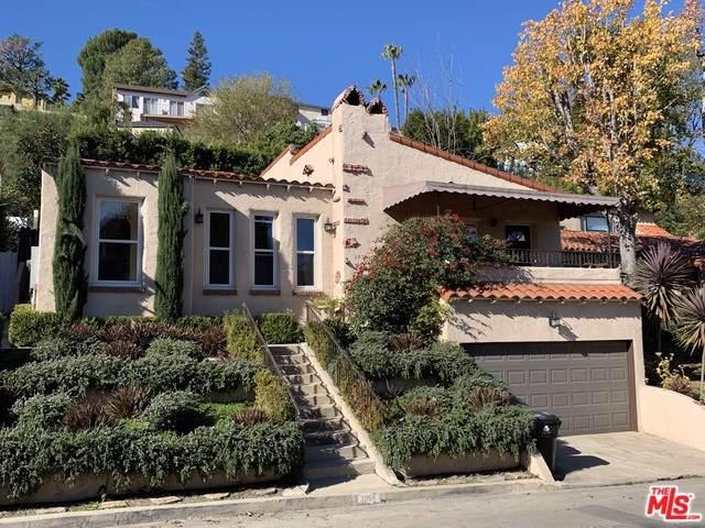 2055 Balmer Drive, Los Angeles (City), CA 90039 (#20542736) :: Allison James Estates and Homes