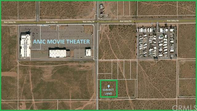 0 Central Road, Apple Valley, CA 92308 (#CV20011945) :: The Bashe Team