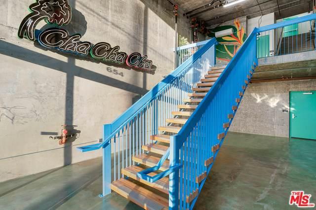 654 N Virgil Avenue #318, Los Angeles (City), CA 90004 (#20544482) :: Allison James Estates and Homes