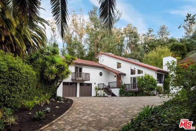 1762 Sycamore Canyon Road, Santa Barbara, CA 93108 (#20544504) :: Twiss Realty