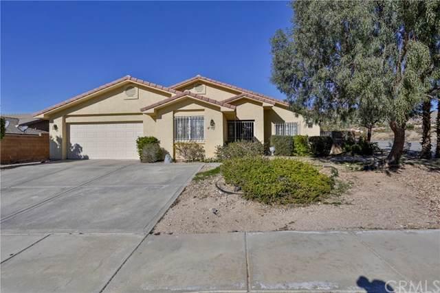 67992 Whitney Court, Desert Hot Springs, CA 92240 (#JT20011966) :: Allison James Estates and Homes