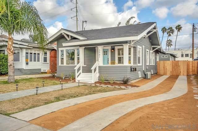 3977 Utah St., San Diego, CA 92104 (#200002654) :: Twiss Realty