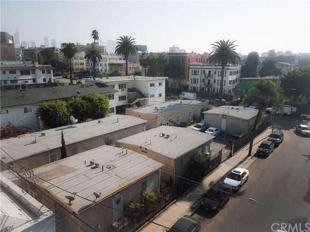 2861 Leeward Avenue, Los Angeles (City), CA 90005 (#SB20011553) :: The Laffins Real Estate Team