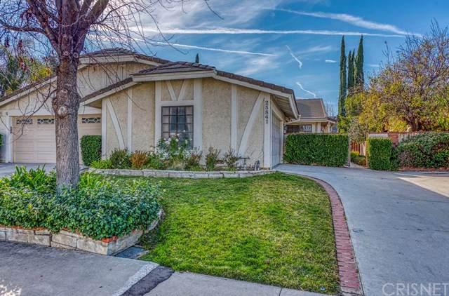 25841 Turquesa Drive, Valencia, CA 91355 (#SR20011962) :: The Brad Korb Real Estate Group