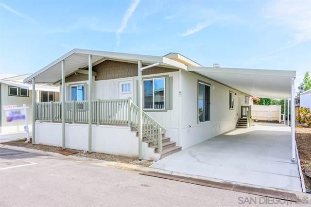 1001 S Hale Ave #97, Escondido, CA 92029 (#200002871) :: eXp Realty of California Inc.