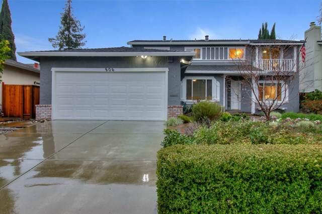 806 Seabury Drive, San Jose, CA 95136 (#ML81779450) :: Millman Team
