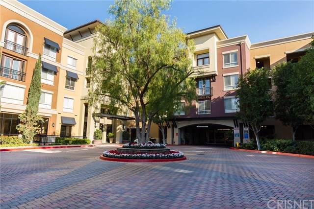 24585 Town Center Drive #4106, Valencia, CA 91355 (#SR20012058) :: The Brad Korb Real Estate Group