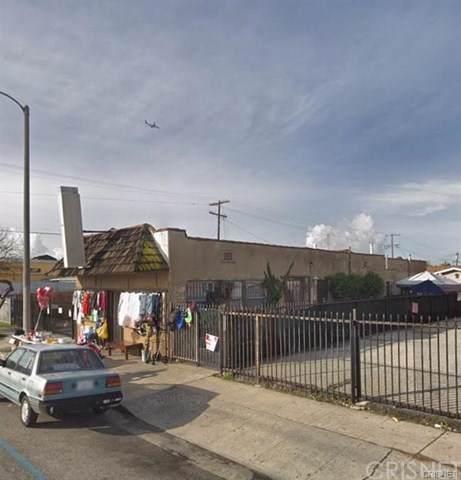 6907 S San Pedro Street, Los Angeles (City), CA 90003 (#SR20012164) :: Sperry Residential Group
